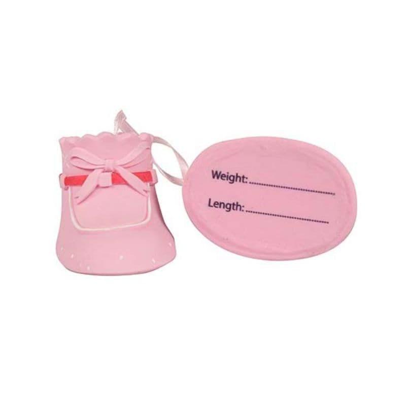 Sugar Pink Bootie