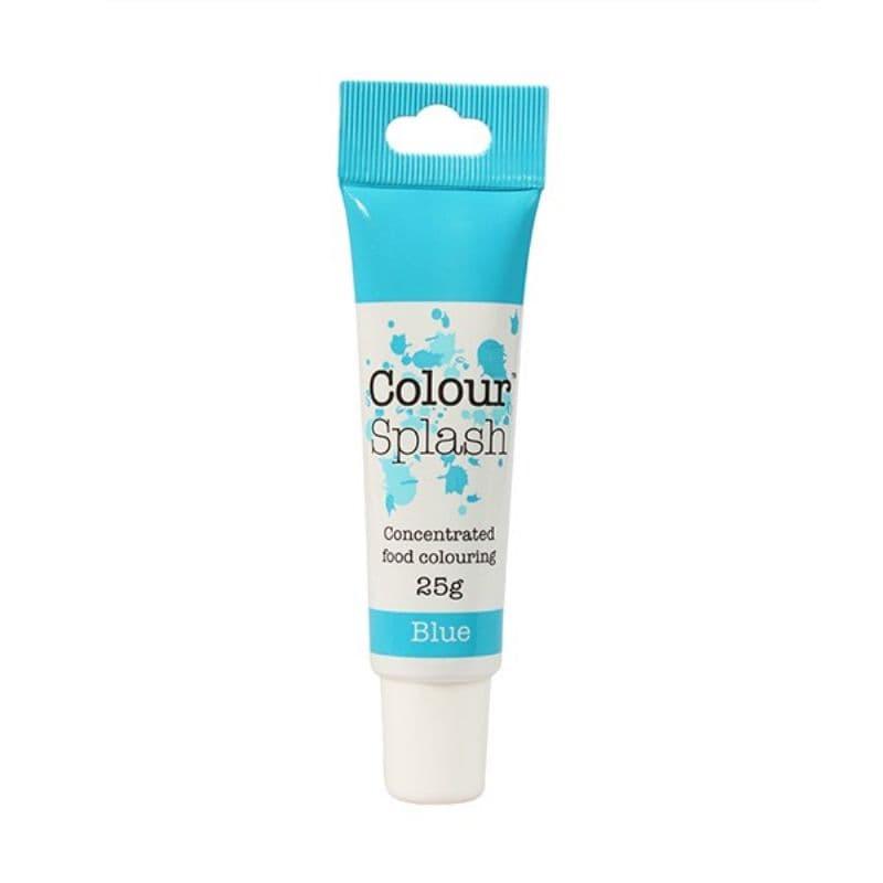 colour splash gel blue