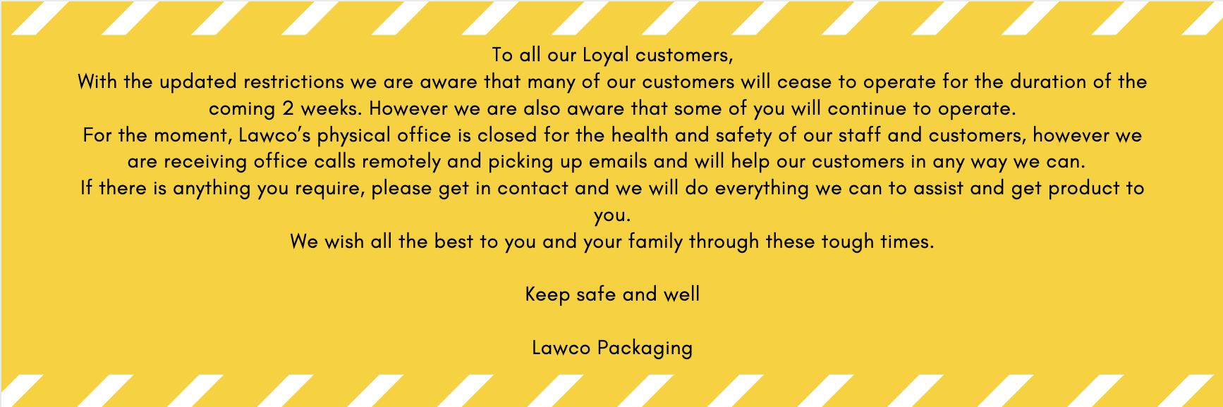 Lawco Business News