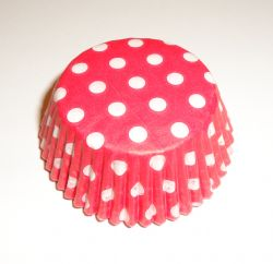 Polka Dot Fairy Cake Cases (Box of 10,000)