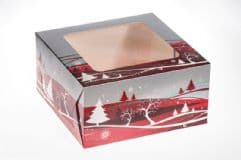 10x10x5 Christmas Box