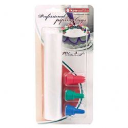 9550 Professional Icing Bag / Nozzle Set