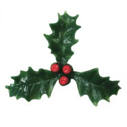 G100 Small Holly (Pack of 24)