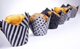 Luxury Tulip Muffin Wraps
