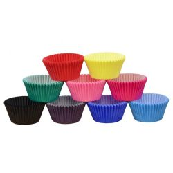 Assorted Cupcake Cases (Box of 3,600)