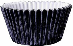 Black Foil Cupcake Case (Box 5,000)