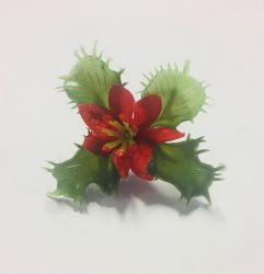 G1118 Christmas Flower (pack of 24)