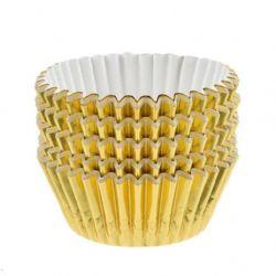Gold Foil Cupcake Case (Box of 5,000)