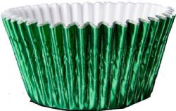Green Foil Cupcake Case (Sleeve of 500)