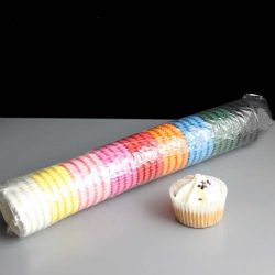 Mini Cupcake Muffin Cases (Sleeve of 540)