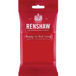 Renshaw Icing Poppy Red 250g