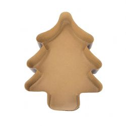Christmas Tree Baking Mould (Pack of 5)